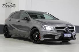 mercedes a45 used mercedes a45 amg cars for sale in australia