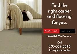 Bridgeport Carpet Welcome