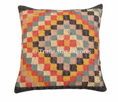 Handmade Jute Rugs Beautiful Sofa Cushion Cover Handmade Jute Rug Home Textile Kilim