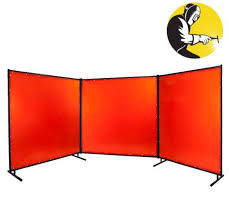 Cepro Welding Curtains Welding Screen Firl Industries Fire Fighting Equipment Safety And
