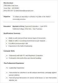 best type of resume for college student resume sample for college students resume sample