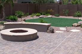 Pictures Of Pavers For Patio Stone Travertine Flagstone Patio Pavers Phoenix Landscaping