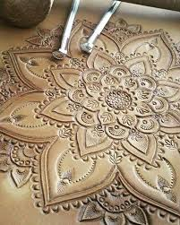 Free 3d Wood Carving Patterns For Beginners by Best 25 Leather Carving Ideas On Pinterest Leather Tooling