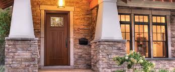 Therma Tru Exterior Door Entry Doors Fiber Classic Oak Therma Tru