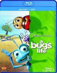 amazon bug u0027s disc blu ray dvd combo phyllis