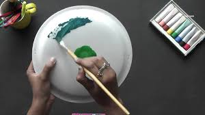 how to make an african drum arts u0026 crafts in gujarati youtube