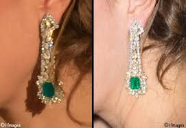 gala earrings kate s jewelry at this event was said to be a gift