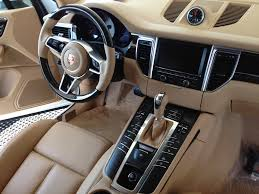 porsche concept interior porsche macan forum view single post the official luxor beige