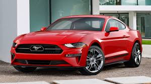 mustang gt fuel economy 2018 ford mustang epa fuel economy both gt and ecoboost see gains