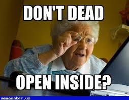 Internet Meme Creator - awesome meme for josh grandma finds the internet meme creator