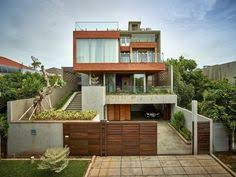 open house design static house was designed by jakarta based studio tws partners and