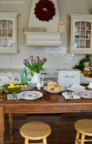 Kitchen Table Setting by Setting A Fabulous Farmhouse Table Exquisitely Unremarkable