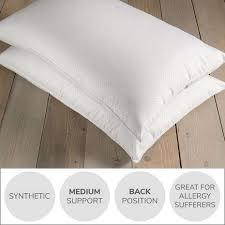 When Can Baby Have Duvet And Pillow Pillows Feather Pillow U0026 Memory Foam Pillows Dunelm