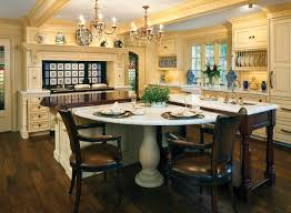 unique kitchen designs and cool kitchen design ideas with good wooden white table and floor