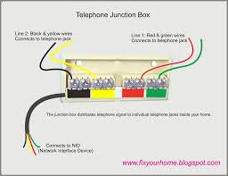 dsl phone jack wiring diagram kwikpik me