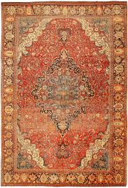 Indo Oushak Rug Persian Carpets Nazmiyal Antique Persian Rug And Carpet Guide