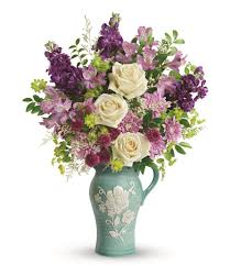 mom this mother u0027s day with a handmade teleflora bouquet that u0027s as