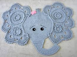 Pottery Barn Kids Elephant Rug by Baby Room Rugs Roselawnlutheran