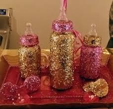 baby bottle centerpieces table decor centerpieces bklynfavors event decorators