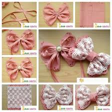 how to make your own hair bows wonderful diy pretty hair bows