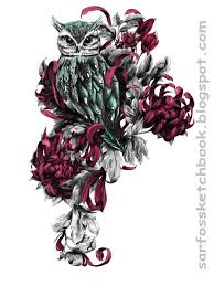 Owl Tattoos - 541 best owl tattoos images on owl tattoos owls and