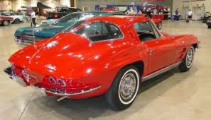 62 split window corvette the stingray 1963 1967 corvette dreamer