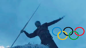 White Walker Meme - representing the white walkers army in the javelin throw modality