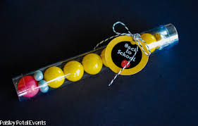 Gumball Party Favors Back To Party Ideas And A Fun Party Favor