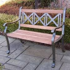 Patio Benches For Sale - shop patio benches at lowes com