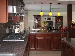 Walnut Kitchen Cabinet The Value Of The Walnut Kitchen Cabinets Kitchens Designs Ideas