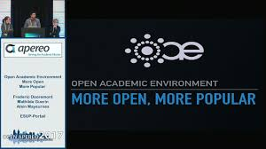 open academic environment more open more popular youtube