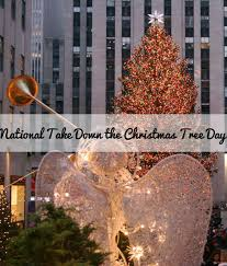 Rockefeller Tree Rockefeller Center Tree Lighting 2018 When Is It Celebrated