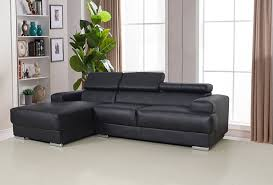amazon com us pride furniture gabriel black leather contemporary