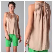 dvf blouse 90 diane furstenberg tops hp dvf isaye sleeveless