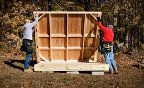 How To Build A Garden Shed Step By Step by Shed Kits U2013 How To Build A Shed From A Kit