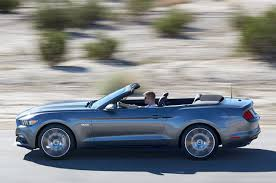 convertible mustang the all new 2015 ford mustang convertible mustangs daily