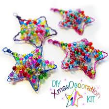 kid craft kits craft kit gift set set of 4 diy christmas decorations kids