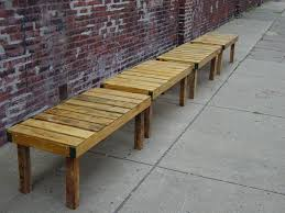 Wooden Bench And Table Knot Just Furniture Atlas Wood Products 215 725 5384