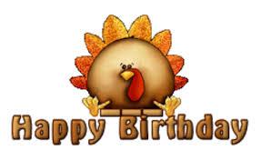 thanksgiving happy birthday images divascuisine