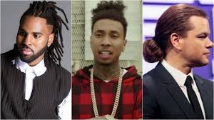 installing extension dreads in short hair 10 celebrity men who ve rocked hair extensions for work and play
