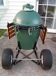 anyone ever switch caster wheels on their nest u2014 big green egg