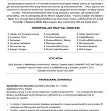 clinical research associate sample resume maintenance resume