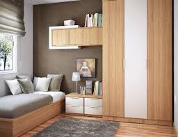 Great Looking Storage For An Office  Spare Bed Room Home - Single bedroom interior design