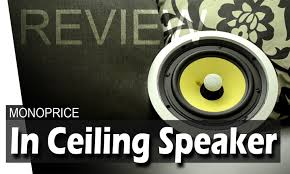 Top Rated Ceiling Speakers by In Ceiling Speaker Installation U0026 Review Monoprice Youtube