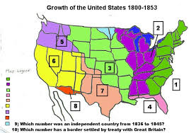 map usa in 1800 growth of the us map activity
