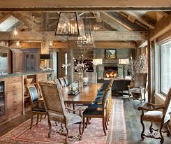 16 majestic rustic dining room designs you can u0027t miss out