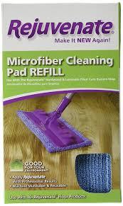 Rejuvenate Laminate Floor Cleaner Amazon Com Rejuvenate Microfiber Cleaning Pad Refill Fits
