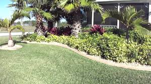 Landscaping Ideas For Florida by Landscape Ideas For Front Yard Florida The Garden Inspirations