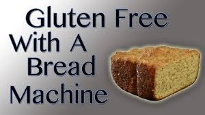Coconut Flour Bread Recipe For Bread Machine Easy Gluten Free Bread In A Bread Machine Youtube