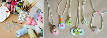jewelry crafts for kids jewelry ideas